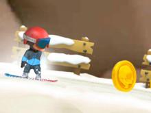 Snowcross Stunts X3M online hra