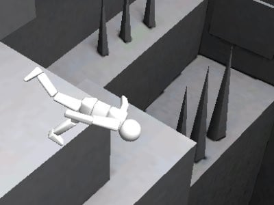 Ragdoll Physics Stickman online game