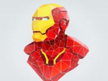 Poly Art 3D online hra