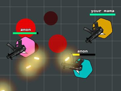 GunFu oнлайн-игра