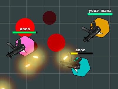 GunFu online hra