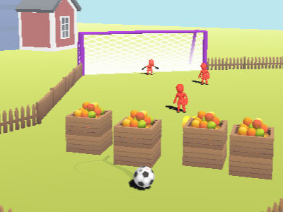 Crazy Kick! online game