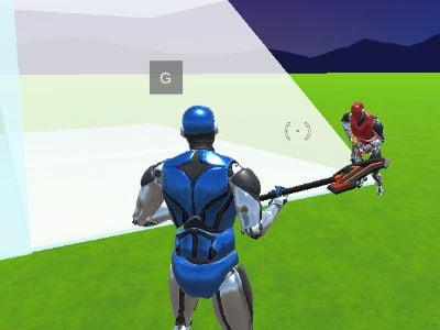 1v1 online game