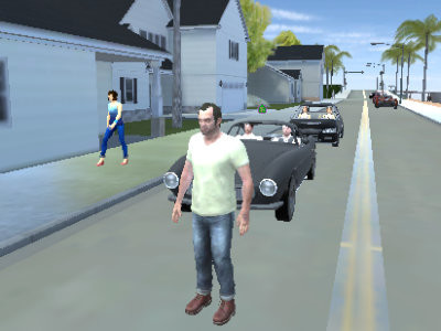 T.R.E.V.O online hra