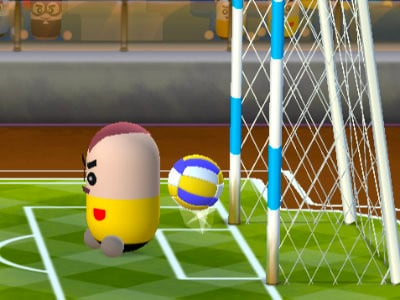 Pill Soccer online hra
