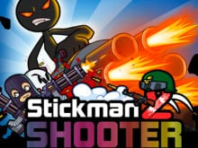 Stickman Shooter 2 online game