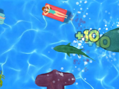 Shark online game