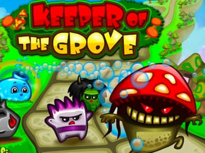 Keeper of the Groove online hra