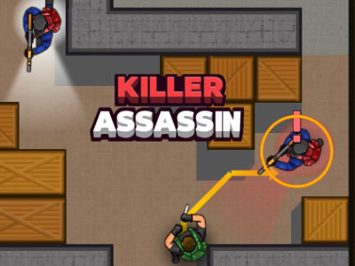 Killer Assassin online hra