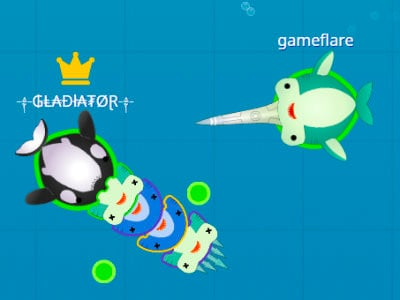 Stabfish online game