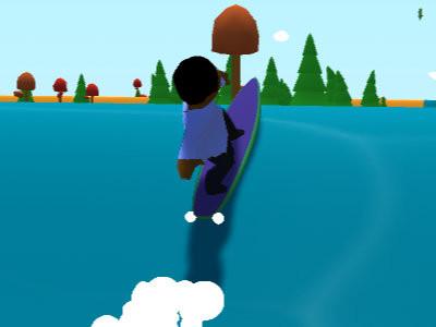 FlipSurf online hra