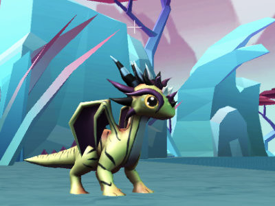 Dragons online game