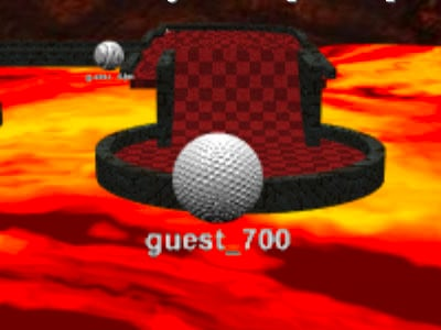 GolfRoyale online game