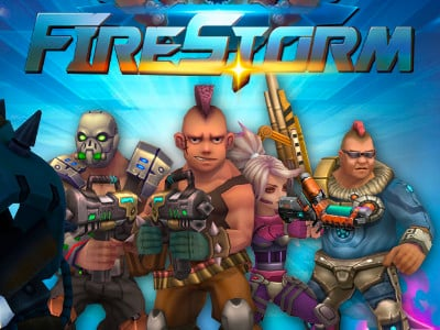 FireStorm online game