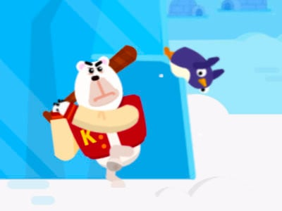 Penguin Bounce online game