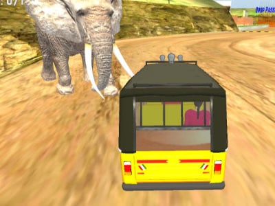 Tuk Tuk Driving Simulator online game