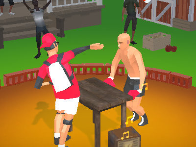 Slap King online game