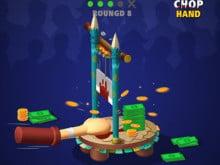 Chop Hand online hra