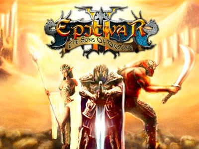 Epic War 2 online game