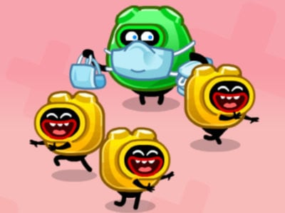 Silly Ways to Get Infected oнлайн-игра
