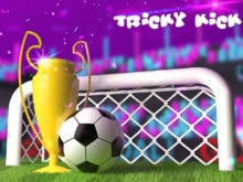 Tricky Kick online game