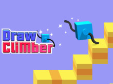 Draw Climber online game