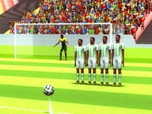 Football Storm Strike online hra