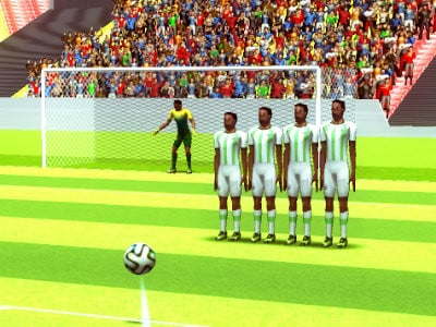 Football Storm Strike online game