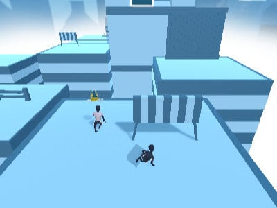 Stickman Parkour Speed online hra