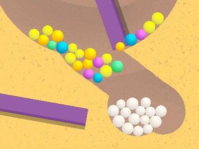 Sand Balls online hra