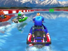Water Boat Racing online game