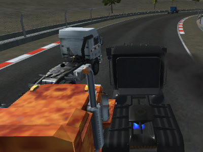 Real Truck Driver online game