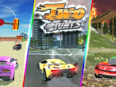 Two Stunts online game