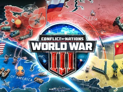 Conflict of Nations online game