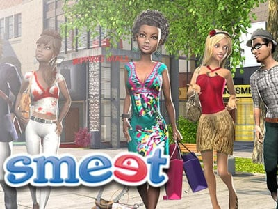 sMeet online game
