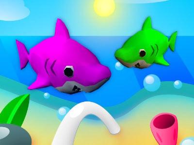 BabyShark juego en línea