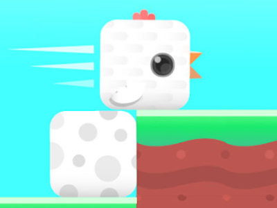 Square Bird online game