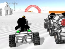 Stickman Car Racing online hra