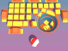 Hole Run 3D online game