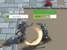KnightArena juego en línea