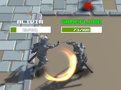 KnightArena online hra