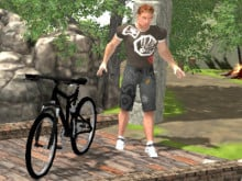Real MTB Downhill 3D online game