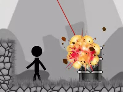 Stickman vs Stickman online game