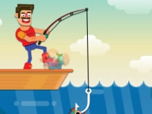 Fishing io online game