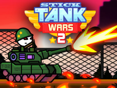 Stick Tank Wars 2 online game