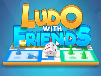 Ludo With Friends online hra