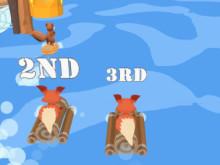 Drifting 3D online game