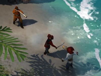 Rum & Gun online game