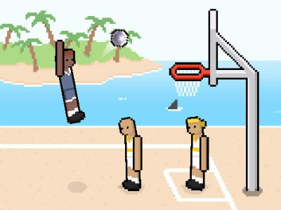 Basket Random online game