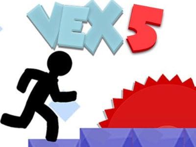 Vex 5 online hra